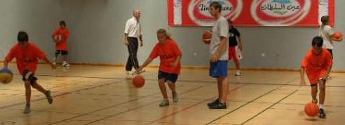ball handling session edit